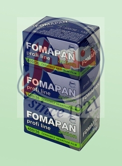 FOMAPAN 400 135-36  - SET 3 KS (trojbal)